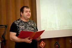 Vanemuise teatri lavastaja ja näitleja Rein Pakk. Heigo Mägi