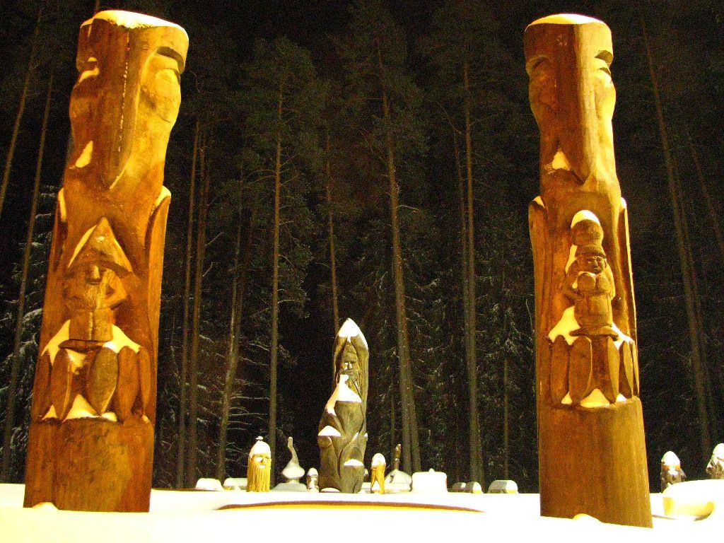 Maajumalate park