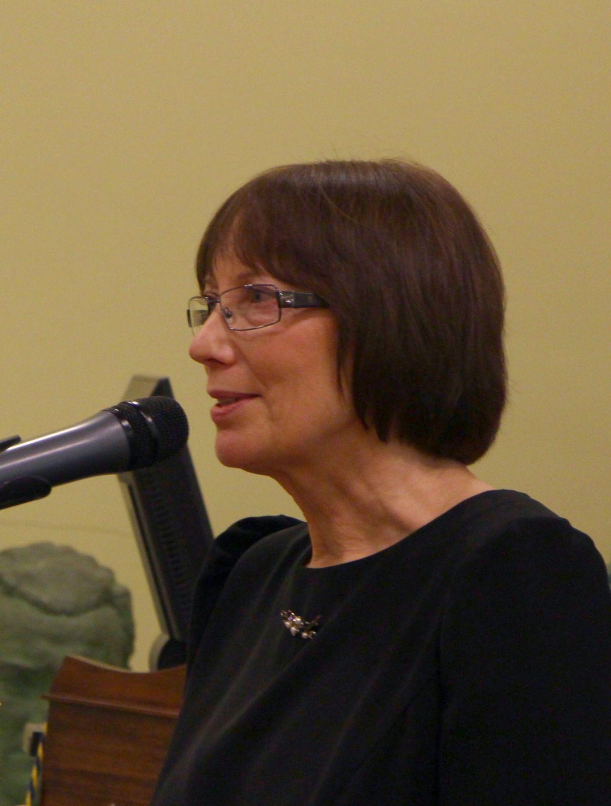 Valjala põhikooli õpetaja Ester Vaiksaar