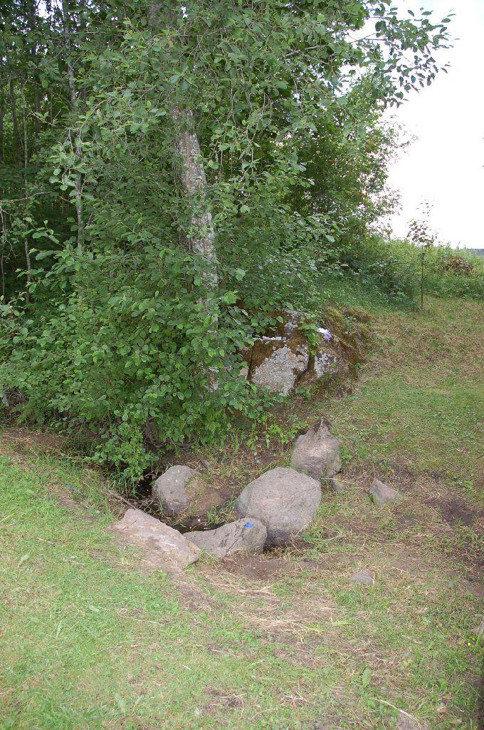 pyha ja tervendav kivi
