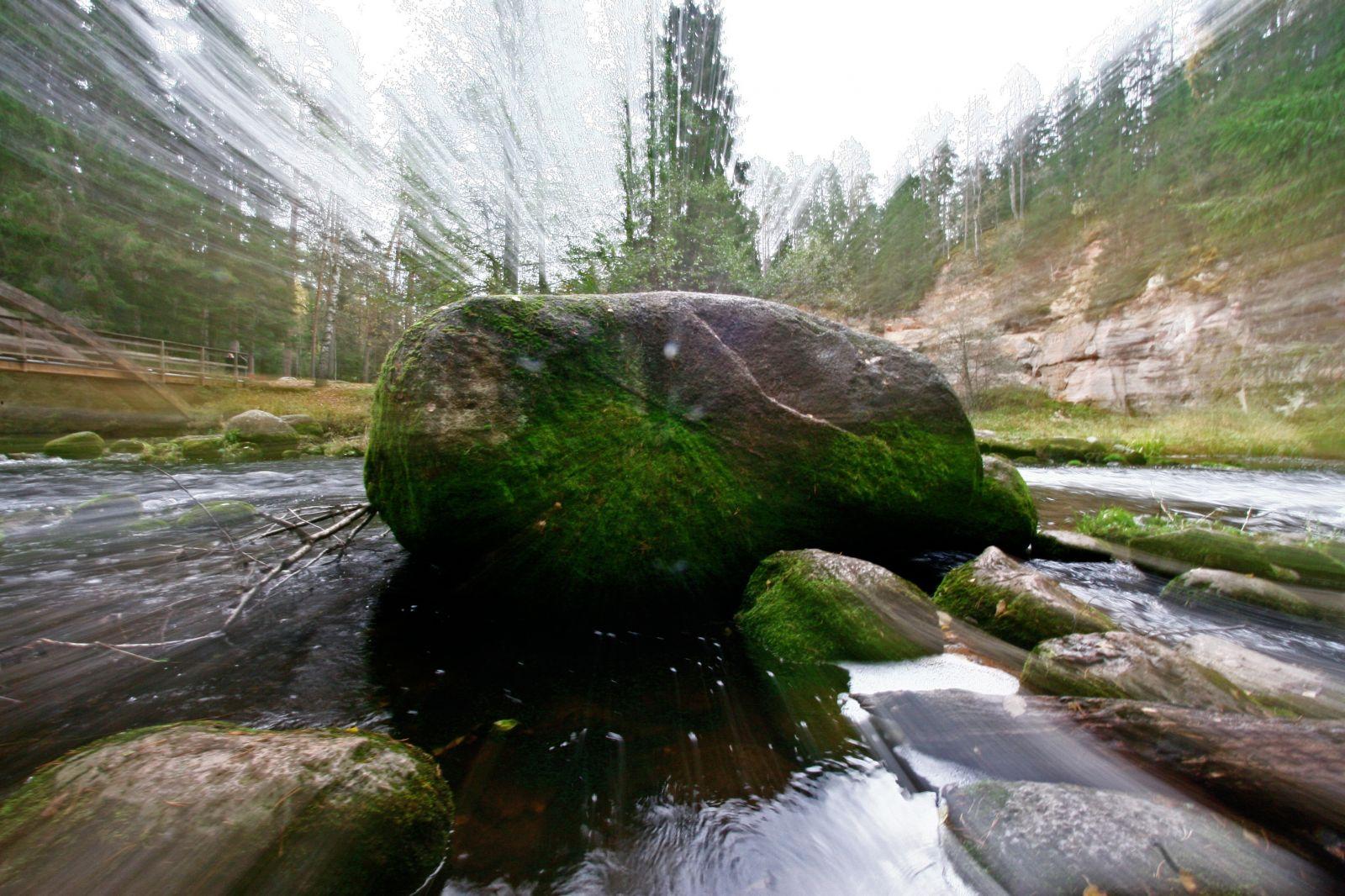 Salakuulaja kivi