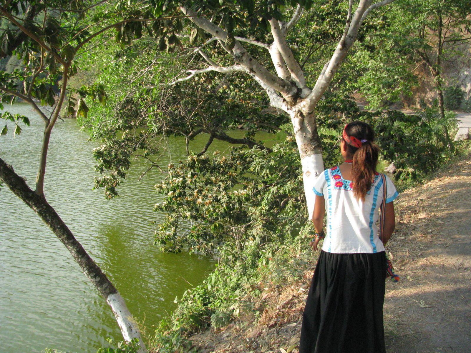 Marina püha järv