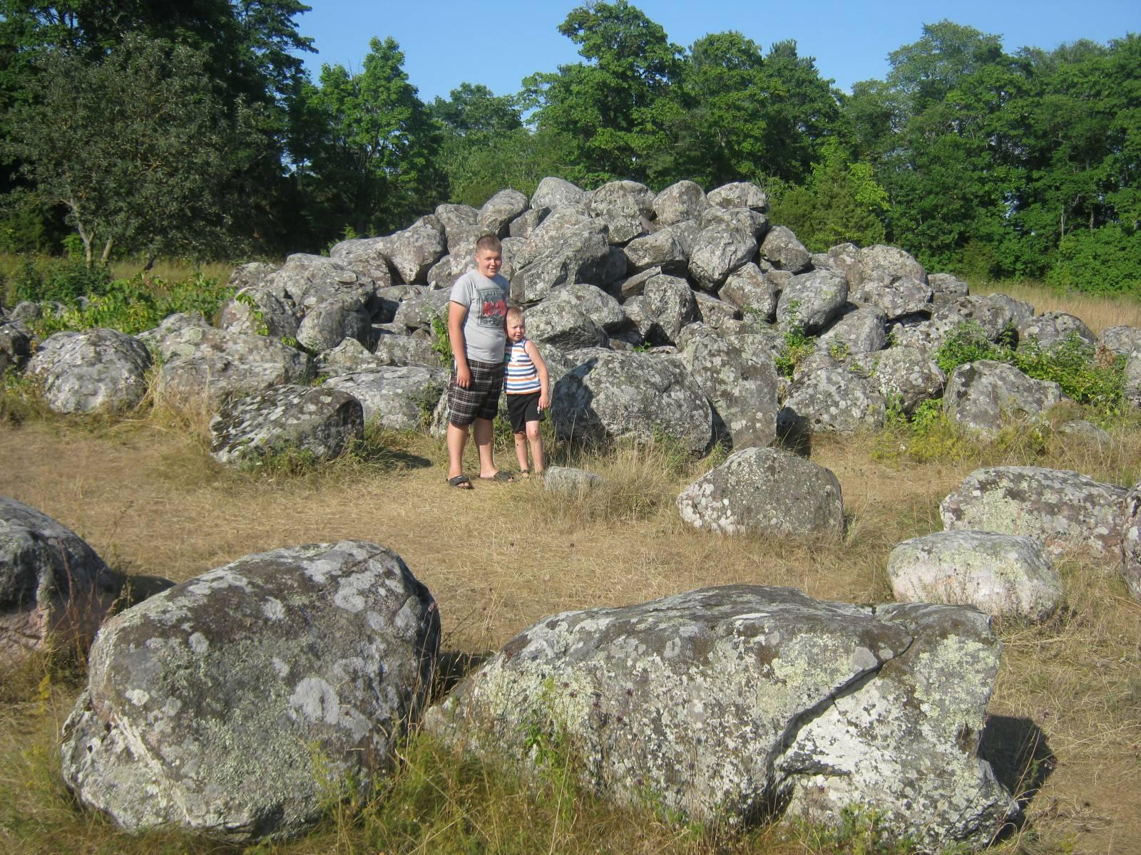 Ka vennad saab lepitatud leppe kivide toel