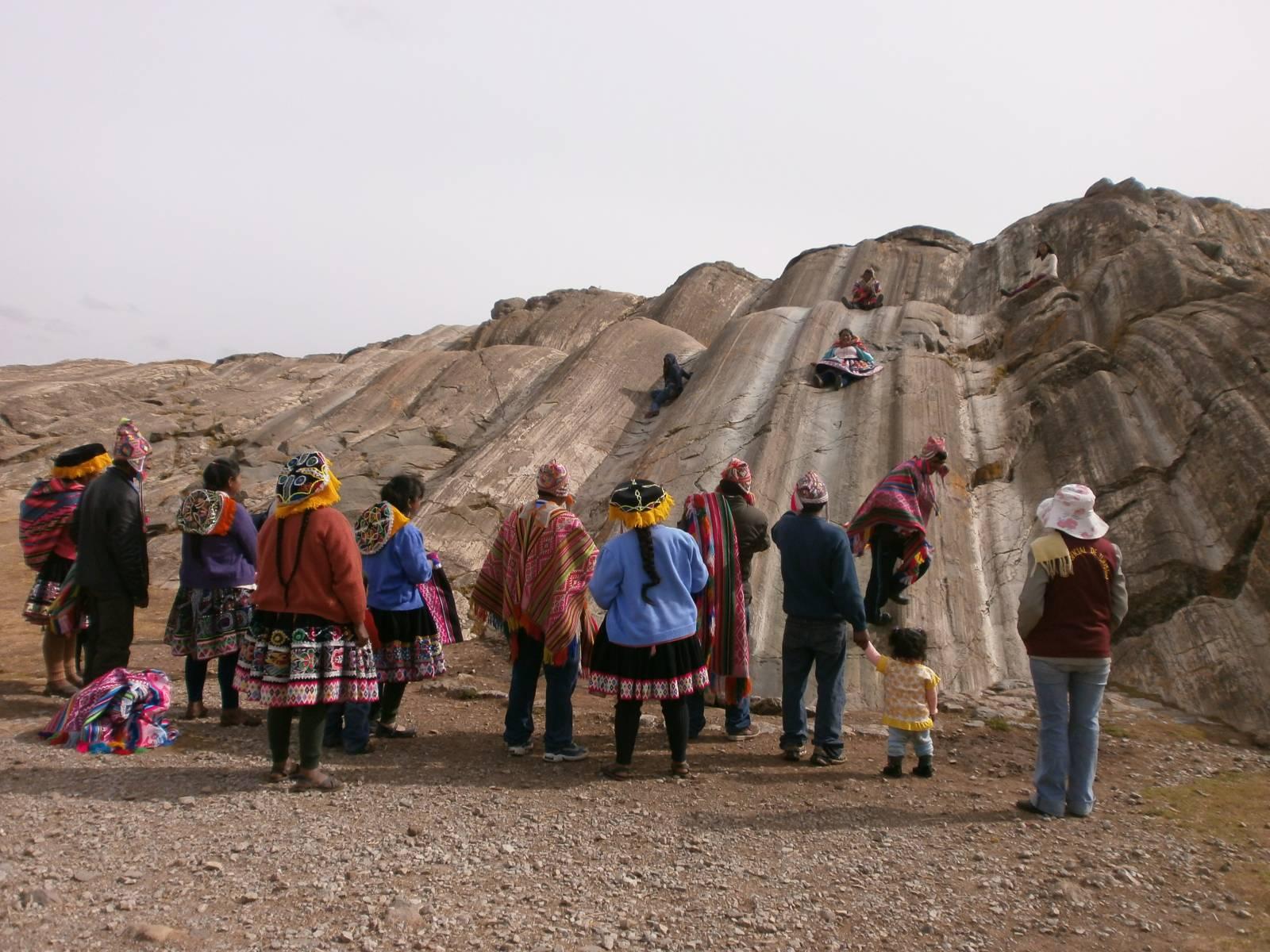 Vastlasõit inkade moodi