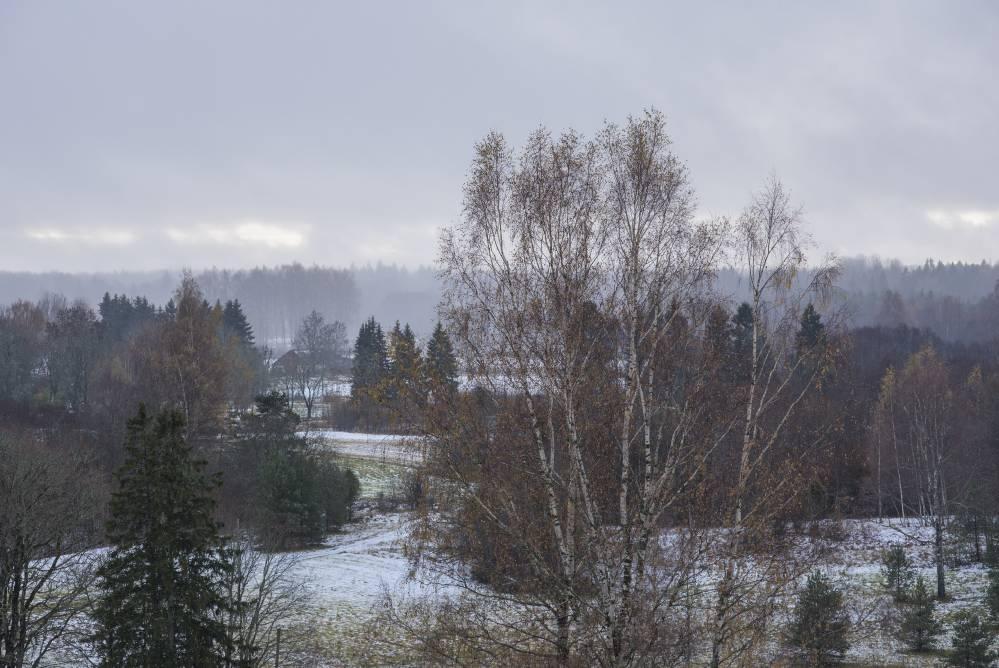 Vaade Paluküla Hiiemäelt