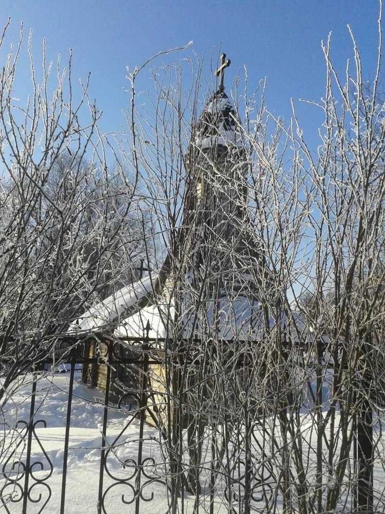 Святой источник во имя Александра Свирского