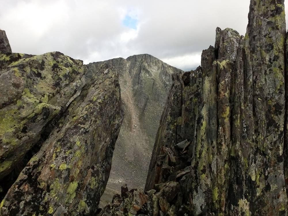 Нер Ойка - владыка гор