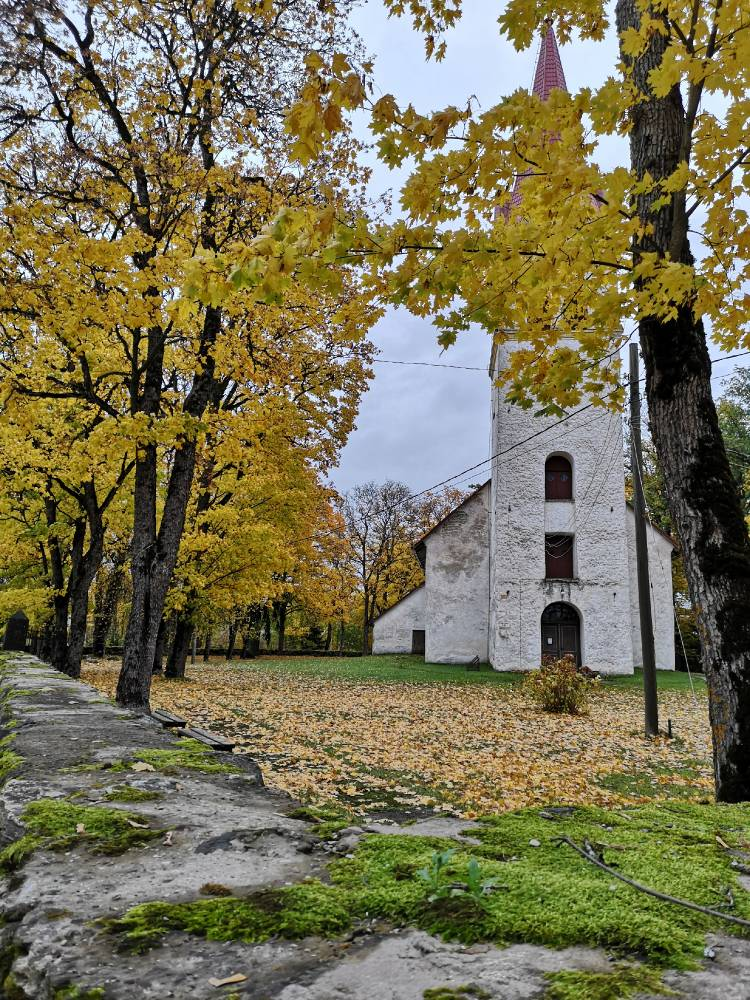 Pärnu-Jaagupi kirik