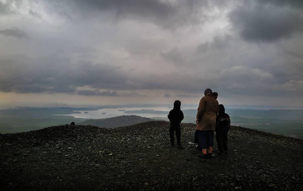 Поклонная гора.