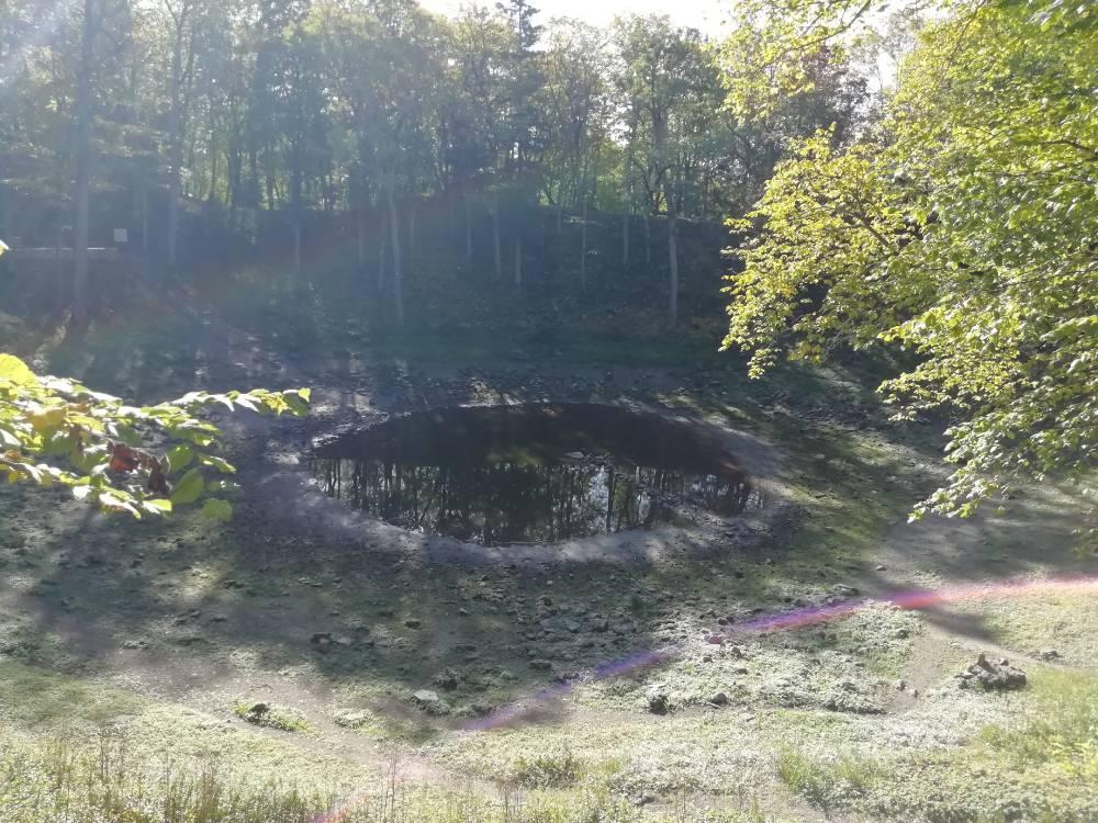 Vikerkaared Kaali järvel