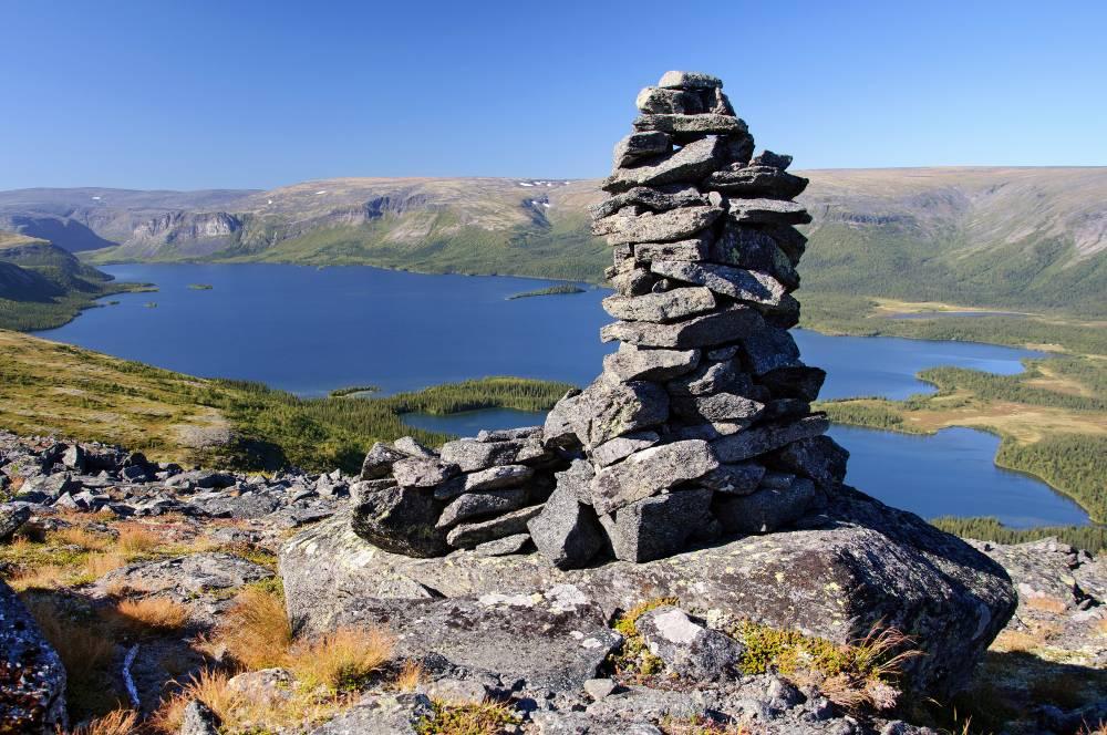 Сейдозеро - священное озеро саамов