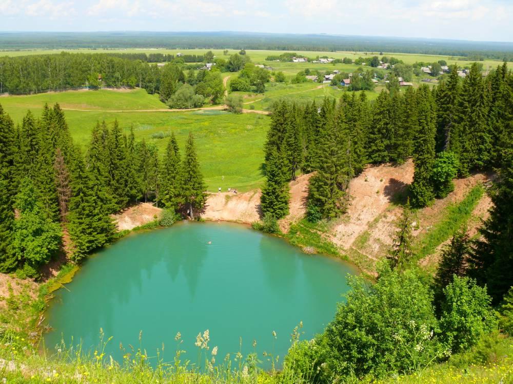 Легендарное озеро