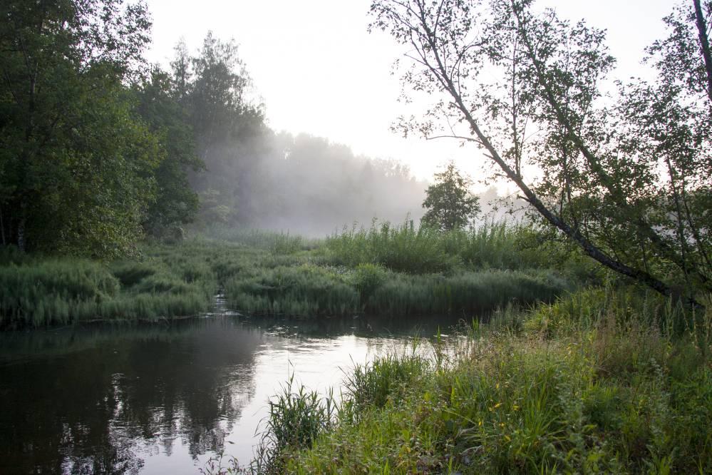 Müstiline Pühajõgi/ Võhandu jõgi