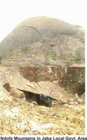 NDOFA MOUNTAIN AND THE HIDING CAVE